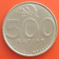 500 рупий 2003 ИНДОНЕЗИЯ