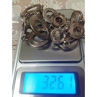 Оригинальный браслет  32,61 грамм  Клеймо