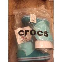 Сапоги Crocs c11 новые