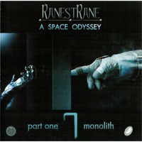 RanestRane - A Space Odyssey (Part One Monolith) (2013, Audio CD, прог-рок из Италии)