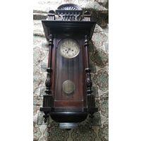 Часы конца 19 века / Muschel Gong