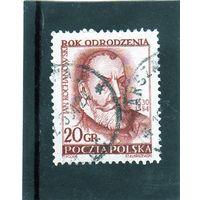 Польша. Ми-821. Год Ренессанса. Ян Кохановский - поэт.1953.