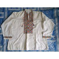 Вышиванка старая украинская рубашка