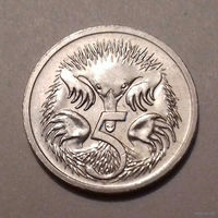 5 центов, Австралия 1983 г., AU