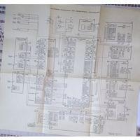 Схема Видеомагнитофон Электроника ВМ12