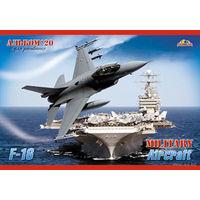 """Альбом для рисования """"Истребитель F-16"""".(20 листов,формат А4)"""
