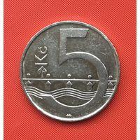74-32 Чехия, 5 крон 2008 г.