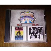"The Traveling Wilburys - ""Vol. 2"" / ""Vol. 4 1\2"" (Audio CD) CDM"