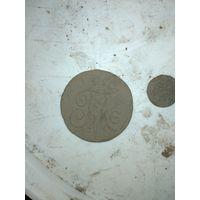 Монета 1798г