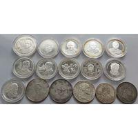 Сборный лот - монетовидные жетоны Германия + бонус. Без М.Ц.