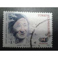 Турция 1992 писатель