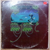 YES	YESSONGS	3LP	1973