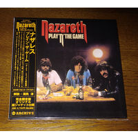 Nazareth - Play 'N' The Game 1976 (Audio CD) Remastered (Mini LP)