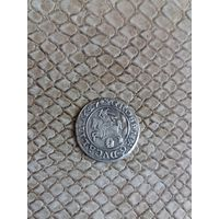 Монета грош 1627 Литва Сигизмунд 3