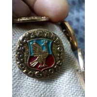 Значок СССР. Золотое кольцо. Суздаль.