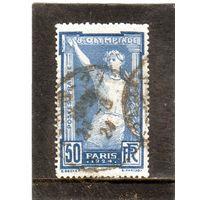 Франция.Mi:FR 172. Олимпийские игры. Париж.1924.