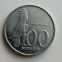 100 Рупий 2001 (Индонезия)