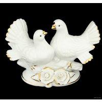 """""""2 белых голубя"""" керамика"""