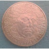 5  марок Мартин Лютер
