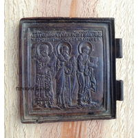Иконка Три Святых. Старт с 1 рубля, без м/ц