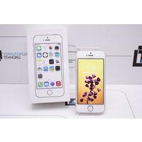 "4"" Apple iPhone 5s 16Gb Gold. Гарантия"