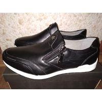 Новые туфли ботинки для мальчика размер 38