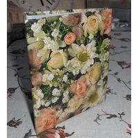 Фотоальбом  12х15 в подарок к купленному фотоальбому . 40 листов . 80 фотографий 9х13