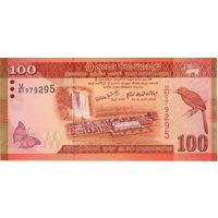 Шри-Ланка, 100 рупий, 2010, UNC