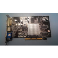 Видеокарта ATI Radeon 9550 AGP8X 128MB TV-OUT DVI