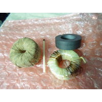 Сердечник ферритовый кольцевой ферриты  М2000НМ, 28х16х9,