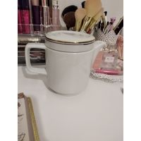 Чайник, немецкий фарфор
