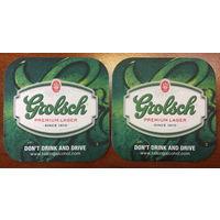 Подставка под пиво Grolsch No 10