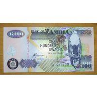 100 квача 2006 года - Замбия - UNC