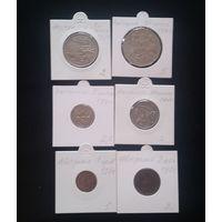 6 монет Австралии в холдерах. Распродажа!