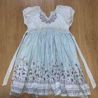 Нарядное платье дд, рост 110см