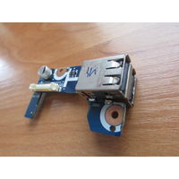 Samsung R720 модуль кнопка включения, USB BA92-05473A