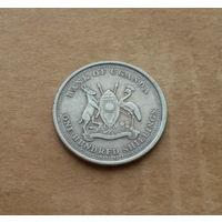 Уганда, 100 шиллингов 1998 г.