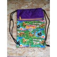 Рюкзак для сменки, прочный
