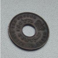 Британская Восточная Африка 1 цент, 1955 8-11-22