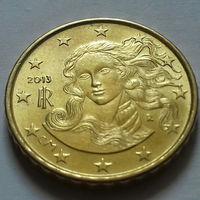 10 евроцентов, Италия 2013 г., AU