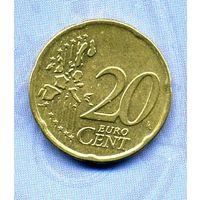 20 евроцентов Греция