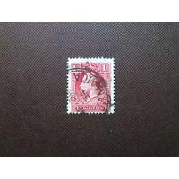 Британская Ямайка 1929 г.Георг -V.