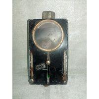 Армейский немецкий сигнальный фонарик Artas