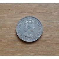 Гонконг, 50 центов, 1961 год, хорошее состояние