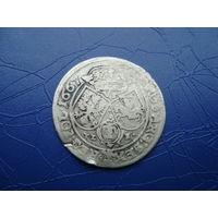6 грошей (шостак) 1667 (2)