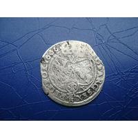 6 грошей (шостак) 1666 (1)         (2827)