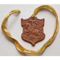 Керамическая медаль с гербом ВКЛ