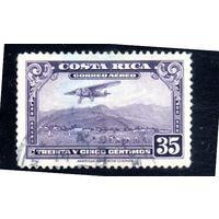 Коста-Рика.Ми-482 . Авиация. Самолеты.Авиапочта.1952.