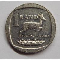 Южная Африка (антилопа) 1 ранд 2004 г