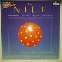 THE NICE - 1972 - THE NICE, (UK), LP
